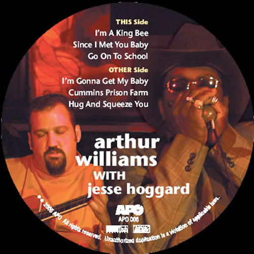 Arthur Williams And Jesse Hogard