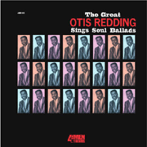 Great Otis Redding Sings Soul Ballads