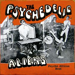 Psycho African Beat  4 X 7