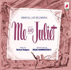 VARIOUS ARTISTS - Me And Juliet - Original Broadway Cast