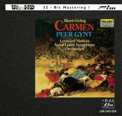 Carmen Suite Peer Gynt