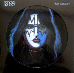KISS - Ace Frehley Record
