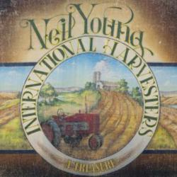 YOUNG, NEIL INTERNATIONAL HARVESTERS - A Treasure Single