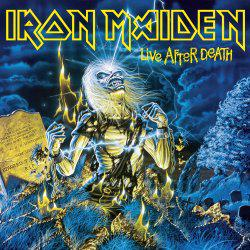 IRON MAIDEN - Live After Death Vinyl